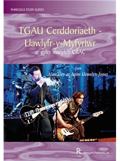 Alun Guy/Iwan Llewelyn-Jones: WJEC GCSE Music Study Guide - Welsh Books |