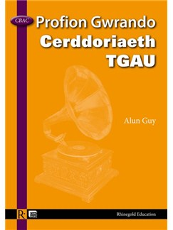 Alan Guy: WJEC GCSE Music Listening Tests - Welsh Books |