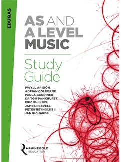 Rhinegold Education: Eduqas AS And A Level Music Study Guide Books |