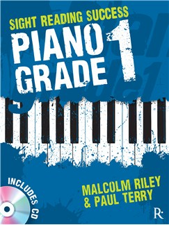 Rhinegold Education: Sight Reading Success - Piano Grade 1 By Malcolm Riley & Paul Terry Books and CDs | Piano