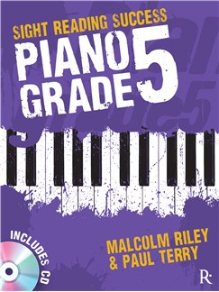 Rhinegold Education: Sight Reading Success - Piano Grade 5 By Malcolm Riley & Paul Terry Books and CDs | Piano