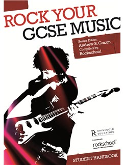 Rhinegold Education: Rock your GCSE Music: Student Handbook Books |