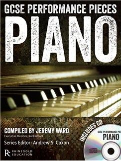 Rhinegold Education: GCSE Performance Pieces - Piano Books and CDs | Piano
