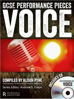 GCSE Performance Pieces - Voice Books and CDs | Voice, Piano Accompaniment