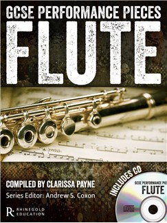 Rhinegold Education: GCSE Performance Pieces - Flute Books and CDs | Flute