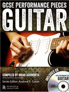 GCSE Performance Pieces - Guitar Books and CDs | Guitar