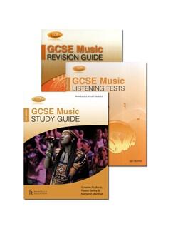 OCR GCSE Music Exam Pack Books |