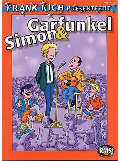 Frank Rich Presenteert: Simon & Garfunkel (Dutch) Books | Melody line, Lyrics & Chord symbols