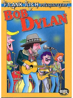 Frank Rich Presenteert: Bob Dylan (Dutch) Books | Melody line, Lyrics & Chord symbols
