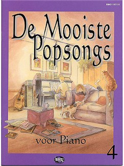 De Mooiste Popsongs Vol. 4 (Dutch) Books | Piano