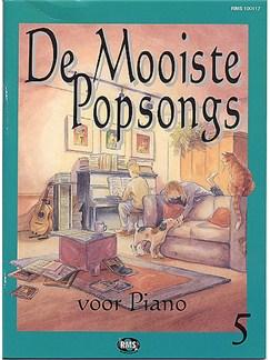 De Mooiste Popsongs Vol. 5 (Dutch) Books | Piano