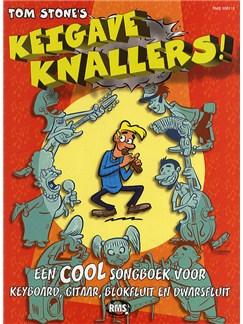 Tom Stone's: Kiegave Knallers Books | Melody Line, Lyrics & Chords (with Chord Symbols)