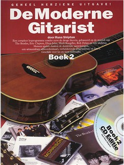 De Moderne Gitarist - Boek 2 Books and CDs | Guitar