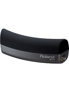 Roland: BT-1 Curved Drum Trigger Pad - Add On For Acoustic Or Electric Drum Kit  |