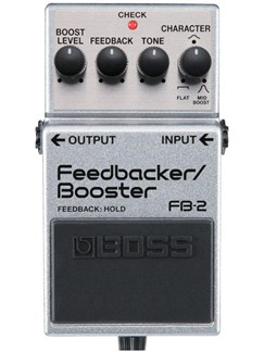 Roland: FB-2 Feedback/Booster Pedal  | Electric Guitar