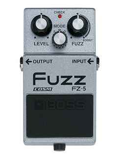 Boss: FZ-5 Fuzz Pedal  | Electric Guitar
