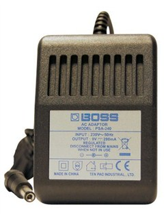 Boss: PSA-240 Power Supply Unit  |