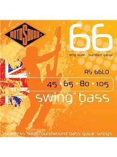 Rotosound: Stainless Steel Bass Guitar Strings (Standard Gauge)    Bass Guitar
