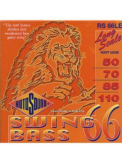 Rotosound: Stainless Steel Bass Guitar Strings (Heavy Gauge)  | Bass Guitar