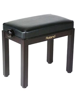 Roland: RPS-30 Piano Stool (Polished Ebony)  | Piano, Digital Piano