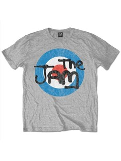 The Jam: Vintage Logo Men's T-Shirt (Large)  |