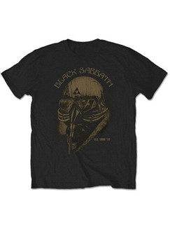 Black Sabbath: US Tour 78 T-Shirt (Medium)  |