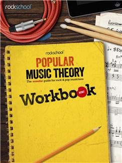Rockschool: Popular Music Theory Workbook (Debut) Books |