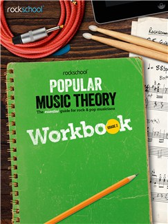 Rockschool: Popular Music Theory Workbook (Grade 2) Books |