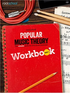 Rockschool: Popular Music Theory Workbook (Grade 4) Books |