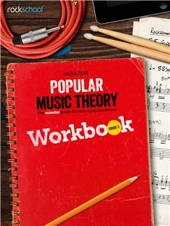 Rockschool: Popular Music Theory Workbook (Grade 5) Books |