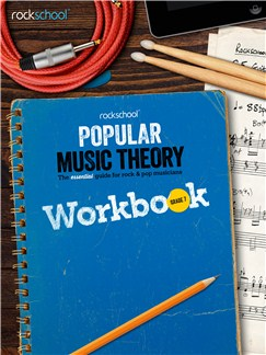 Rockschool: Popular Music Theory Workbook (Grade 7) Books |