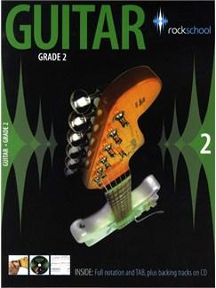 Rockschool Guitar - Grade 2 (2006-2012) CD y Libro | Guitarra