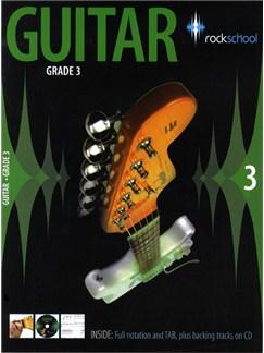 Rockschool Guitar - Grade 3 (2006-2012) Books and CDs | Guitar