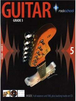 Rockschool Guitar - Grade 5 (2006-2012) Bog og CD | Guitar