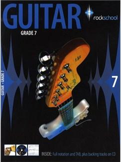 Rockschool Guitar - Grade 7 (2006-2012) Books and CDs | Guitar