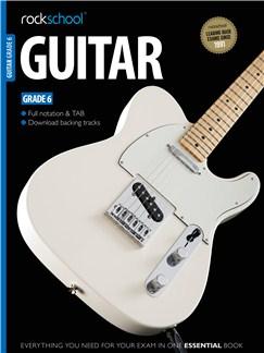Rockschool Guitar - Grade 6 Books and Digital Audio | Guitar