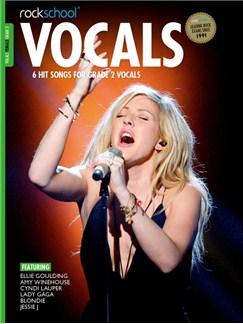 Rockschool: Vocals Grade 2 - Female (Book/Audio Download) 2014-2017 Syllabus Books and Digital Audio | Voice