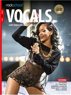 Rockschool: Vocals Grade 5 - Female (Book/Audio Download) Books and Digital Audio | Voice