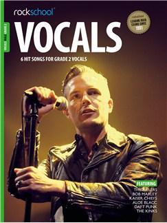 Rockschool: Vocals Grade 2 - Male (Book/Audio Download) Books | Voice