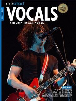 Rockschool: Vocals Grade 7 - Male (Book/Audio Download) Books and Digital Audio | Voice