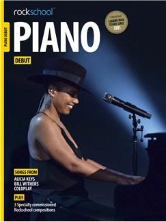 Rockschool Piano - Debut Books and Digital Audio | Piano