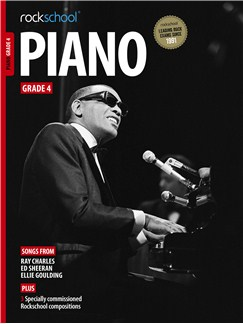 Rockschool Piano - Grade 4 Books and Digital Audio | Piano