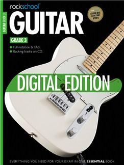 Rockschool Digital Guitar Grade 3 Exam Piece: Fallout Digital Audio | Guitar Tab