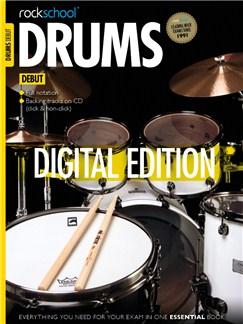 Rockschool Digital Debut Drums: Ear Tests Digital Audio | Drums
