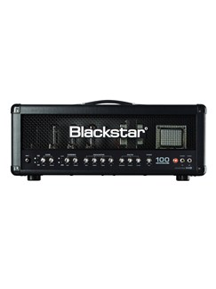 Blackstar: Series 1 100 Watt Valve Head  | Electric Guitar