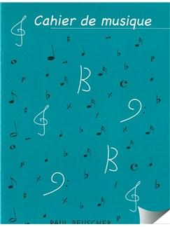 Cahier De Musique 12 Portées - Grand Format Livre | Tous Les Instruments