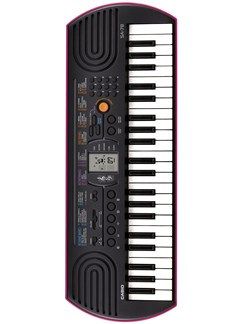 Casio: SA-78 Mini Keyboard Instruments | Keyboard