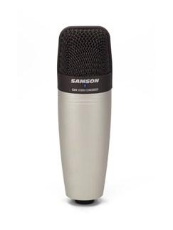 Samson: C01 Large Diaphragm Condenser Microphone  |