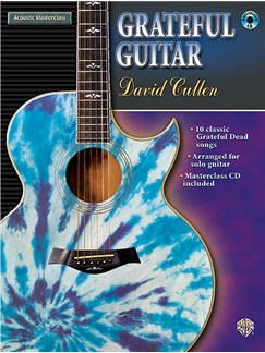 David Cullen: Grateful Guitar Books and CDs | Guitar TAB