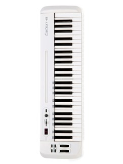 Samson: Carbon 49 USB MIDI Controller Keyboard Instrument | Keyboard